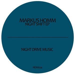 Markus Homm 歌手頭像