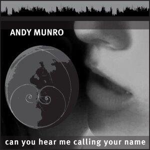 Andy Munro 歌手頭像