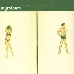 Styrofoam 歌手頭像