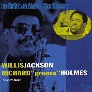 Willis Jackson, Richard Holmes 歌手頭像