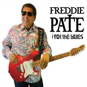 Freddie Pate 歌手頭像
