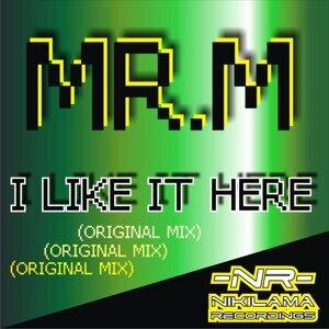 Mr M 歌手頭像