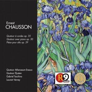 Quatuor Ethenaeum Enesco, Quatuor Elyséen, Laurent Verney, Claire-Marie Le Gay 歌手頭像