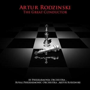 Royal Philharmonic Orchestra, Artur Rodzinski, Philharmonia Orchestra 歌手頭像