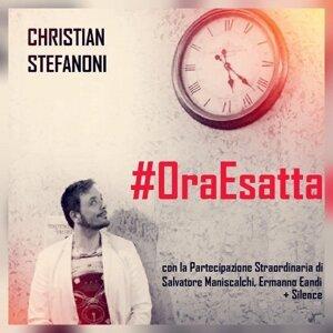 Christian Stefanoni, Silence 歌手頭像