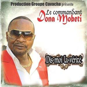 Le Commandant Dona Mobeti 歌手頭像