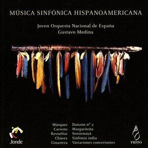 Joven Orquesta Nacional de España, Gustavo Medina 歌手頭像