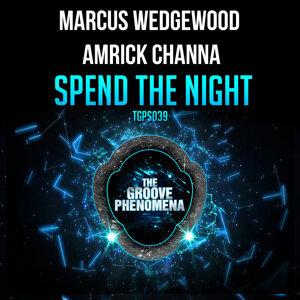 Marcus Wedgewood, Amrick Channa 歌手頭像