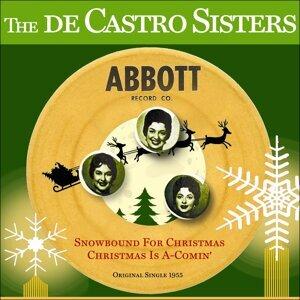 The De Castro Sisters 歌手頭像
