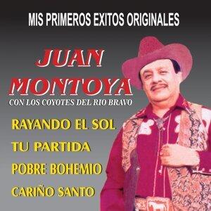 Juan Montoya, Los Coyotes del Río Bravo 歌手頭像