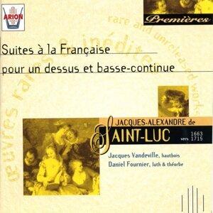 Jacques Vandeville, Daniel Fournier 歌手頭像