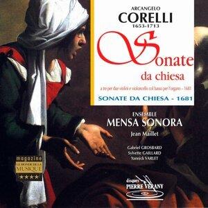 Ensemble Mensa Sonora, Jean Maillet, Gabriel Grosbard, Sylvette Gaillard, Yannick Varlet 歌手頭像
