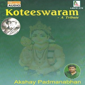 Akshay Padmanabhan 歌手頭像