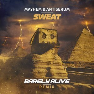 Mayhem, Antiserum 歌手頭像