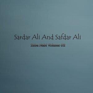 Sardar Ali, Safdar Ali 歌手頭像
