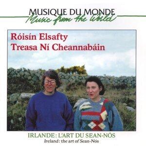 Roisin Elsafty, Treasa Ni Cheannabain 歌手頭像