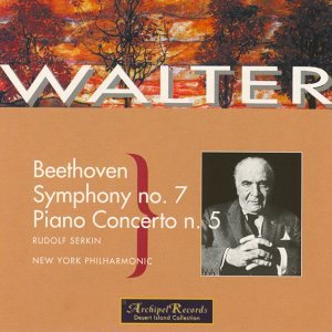 Rudolf Serkin, New York Philharmonic, Bruno Walter 歌手頭像