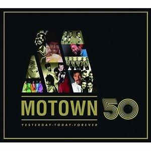 Motown 50 (摩城50金榜) 歌手頭像