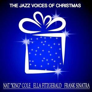 Nat King Cole, Ella Fitzgerald & Frank Sinatra アーティスト写真