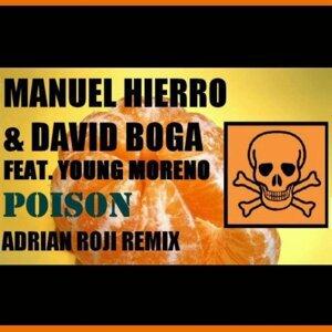 Manuel Hierro & David Boga Ft Young Moreno 歌手頭像