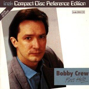 Bobby Crew アーティスト写真