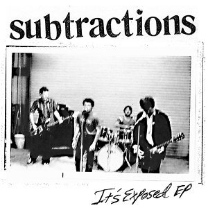 The Subtractions 歌手頭像