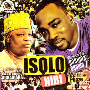 Alh. Wasiu Alabi Pasuma Oganla 1 歌手頭像