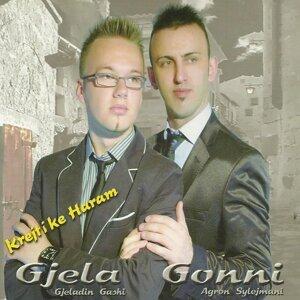 Gjeladin Gashi, Agron Sylejmani 歌手頭像