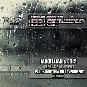 Magillian & Eri2 歌手頭像