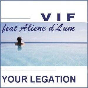 V I F Feat Aliene D ' Lum 歌手頭像