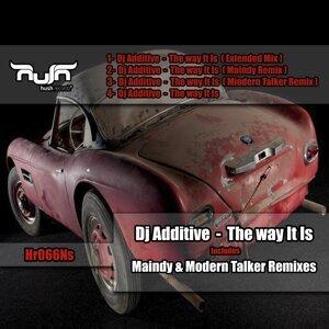 DJ Additive 歌手頭像