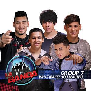 La Banda Group 7 歌手頭像