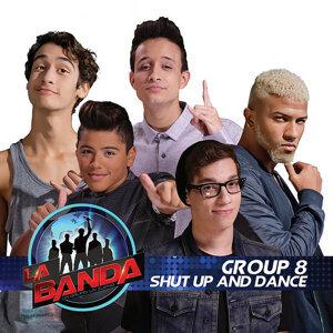 La Banda Group 8 歌手頭像