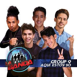 La Banda Group 9 歌手頭像