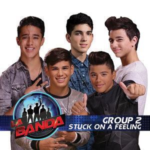 La Banda Group 2 歌手頭像
