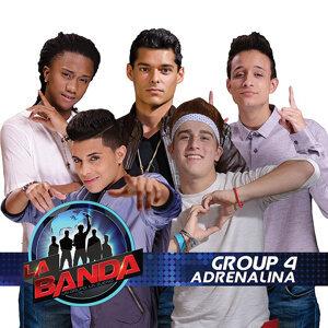 La Banda Group 4 歌手頭像