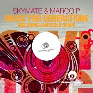 Skymate & Marco P 歌手頭像