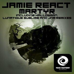 Jamie React 歌手頭像