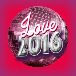 Love 2016 歌手頭像