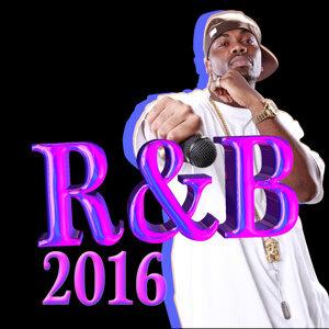 R&B 2016 歌手頭像