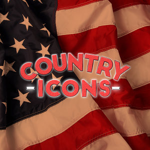 Country Icons 歌手頭像