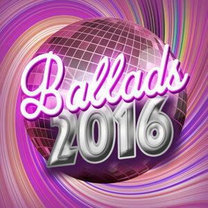 Ballads 2016 歌手頭像