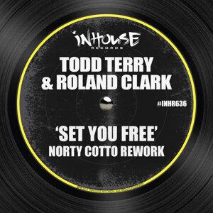 Todd Terry, Roland Clark 歌手頭像