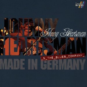 Johnny Heartsman & Blues Company アーティスト写真