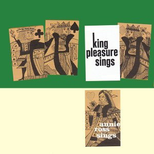 King Pleasure, Annie Ross 歌手頭像