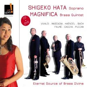 Magnifica Brass Quintet, Shigeko Hata 歌手頭像