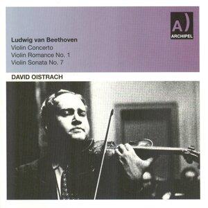 Rundfunk Sinfonieorchester Berlin, Hermann Abendroth, David Oistrach, Lev Oborin 歌手頭像