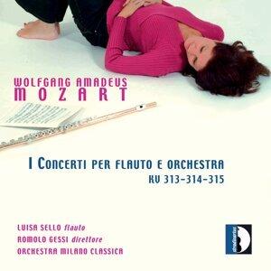 Luisa Sello, Orchestra Milano Classica, Romolo Gessi 歌手頭像