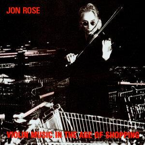 Jon Rose 歌手頭像