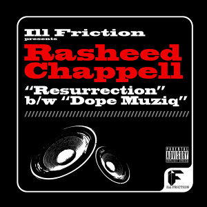 Rasheed Chappell 歌手頭像